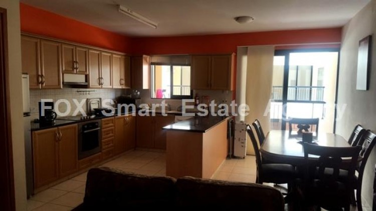 For Sale 2 Bedroom Top floor Apartment in Tersefanou, Larnaca 4