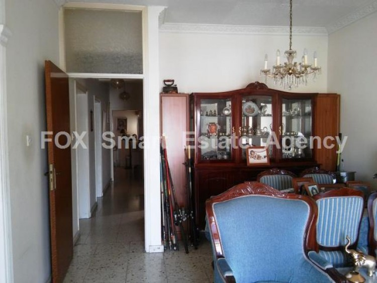For Sale 3 Bedroom Upper floor (2-floor building) House in Drosia, Larnaca 5