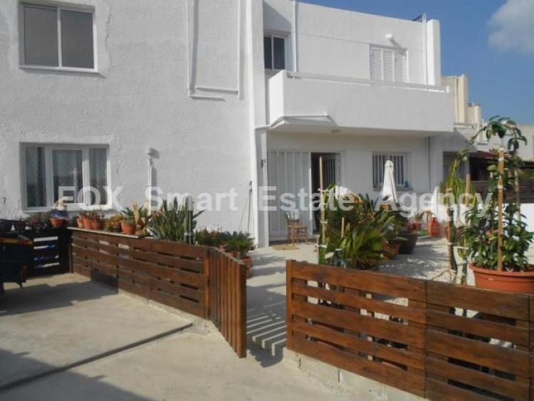 For Sale 2 Bedroom Semi-detached House in Kamares, Larnaca