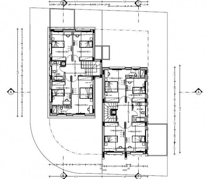 For Sale Under Construction 4 Bedroom House in Makedonitissa, Nicosia
