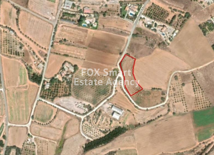 Land in Anarita, Paphos