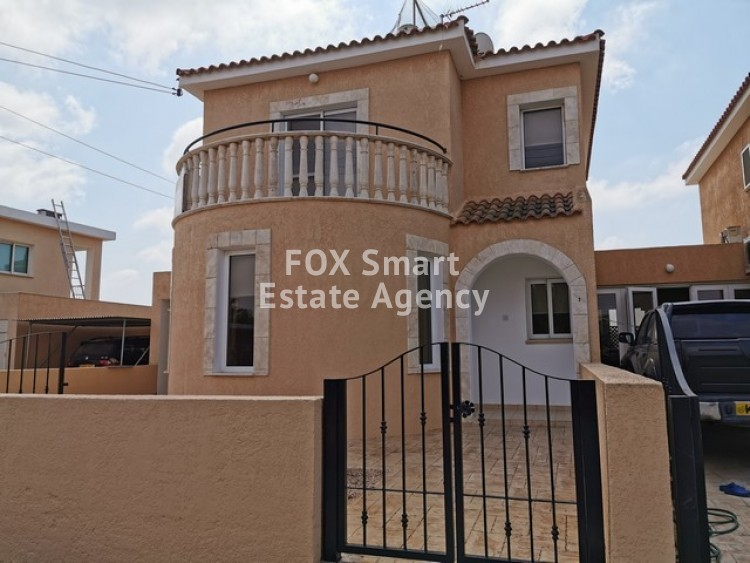 For Sale 3 Bedroom Detached House in Xylofagou, Famagusta 22