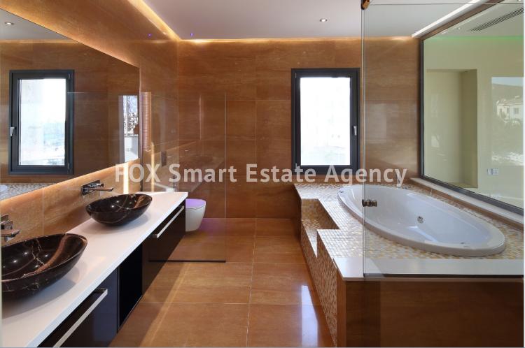For Sale 4 Bedroom Detached House in Amathounta, Limassol 12