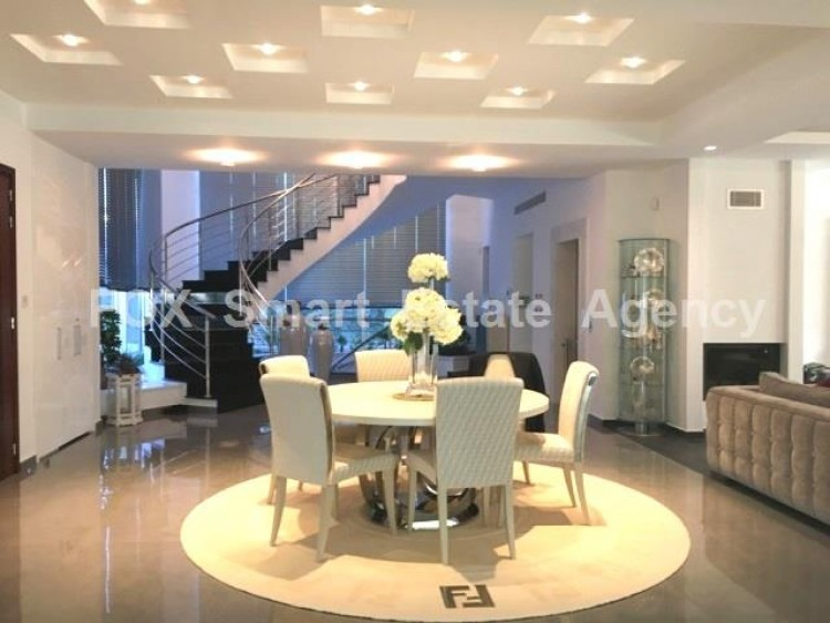 For Sale 6 Bedroom Detached House in Mouttagiaka, Limassol 13