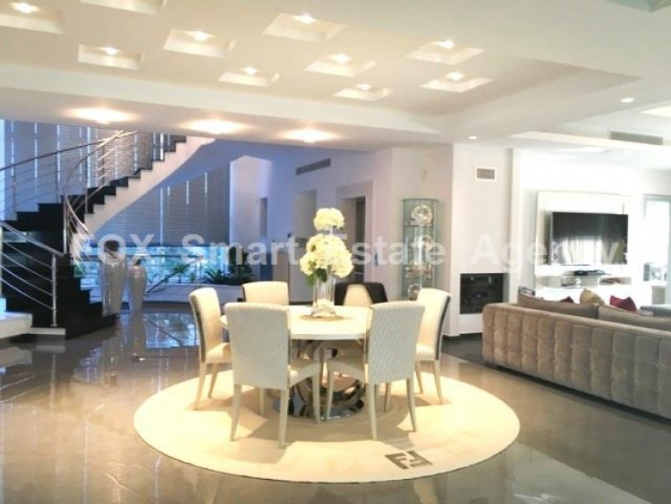 For Sale 6 Bedroom Detached House in Mouttagiaka, Limassol 14