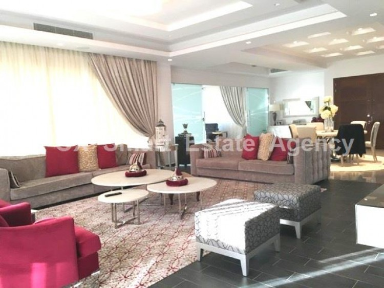 For Sale 6 Bedroom Detached House in Mouttagiaka, Limassol 16