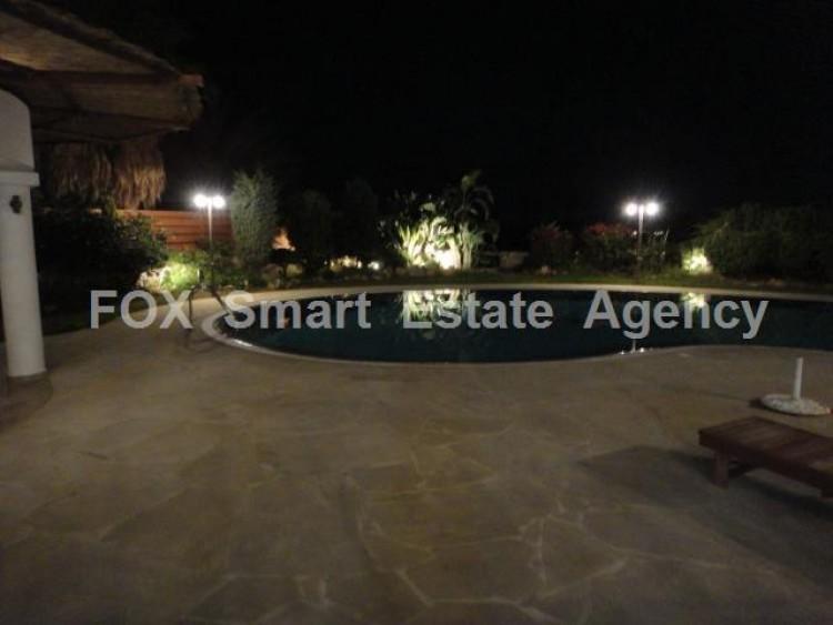 For Sale 7 Bedroom Detached House in Germasogeia, Limassol 14