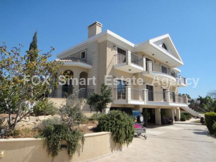 For Sale 7 Bedroom Detached House in Germasogeia, Limassol 19