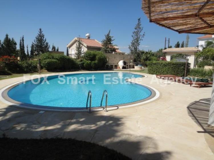 For Sale 7 Bedroom Detached House in Germasogeia, Limassol 22