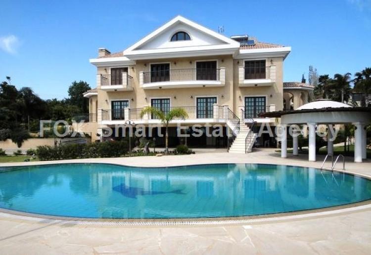 For Sale 7 Bedroom Detached House in Germasogeia, Limassol 35