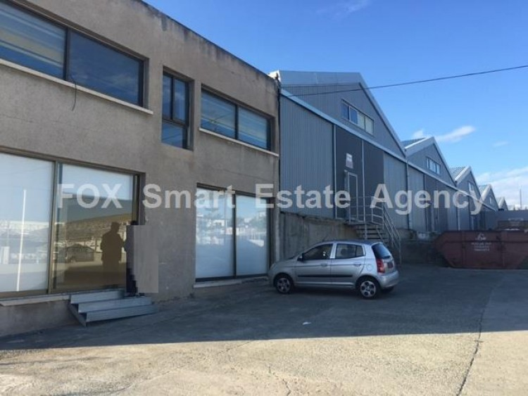 Warehouse / Factory in Agios athanasios, Limassol