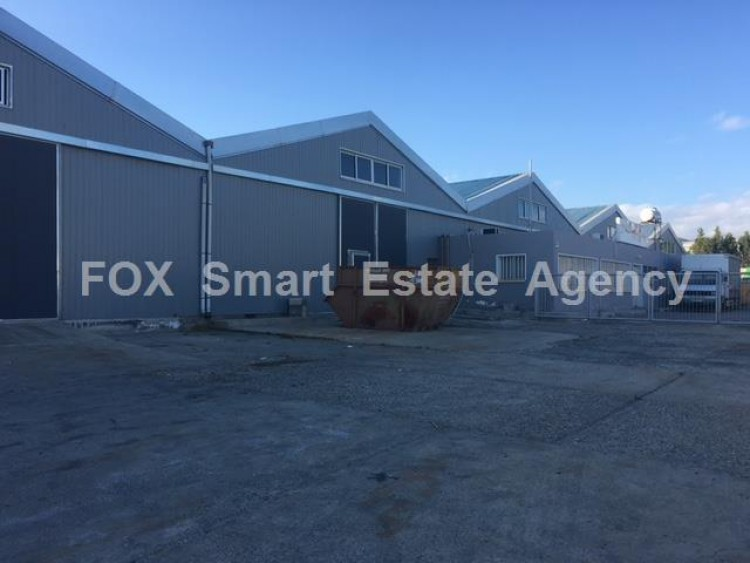 Warehouse / Factory in Agios athanasios, Limassol 28