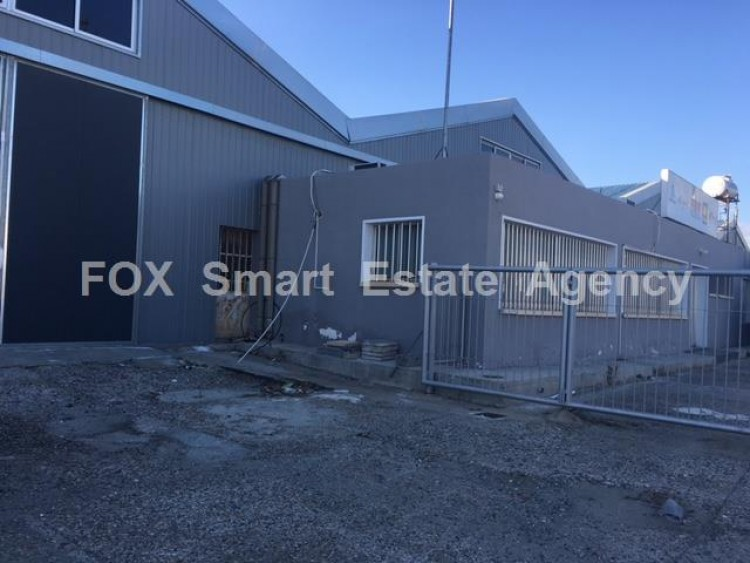Warehouse / Factory in Agios athanasios, Limassol 30