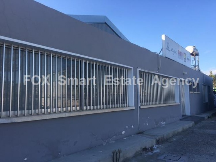 Warehouse / Factory in Agios athanasios, Limassol 32