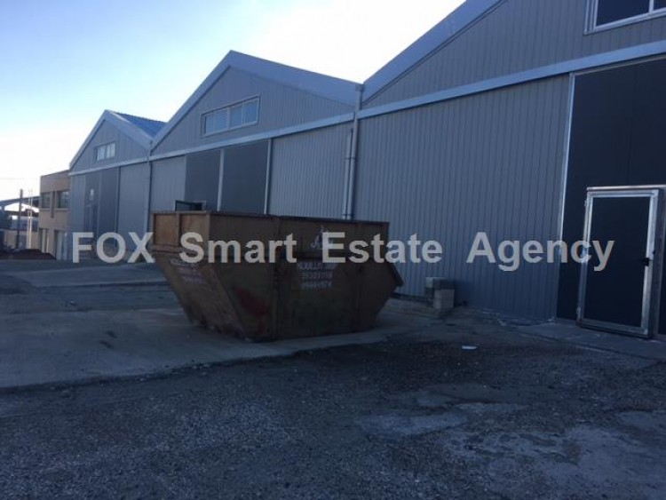 Warehouse / Factory in Agios athanasios, Limassol 35