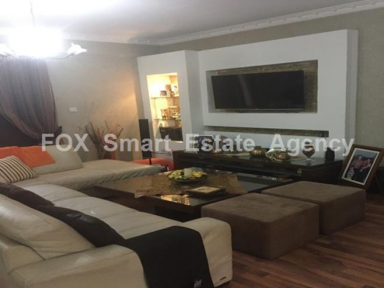 To Rent 4 Bedroom Semi-detached House in Anglisides, Larnaca 2