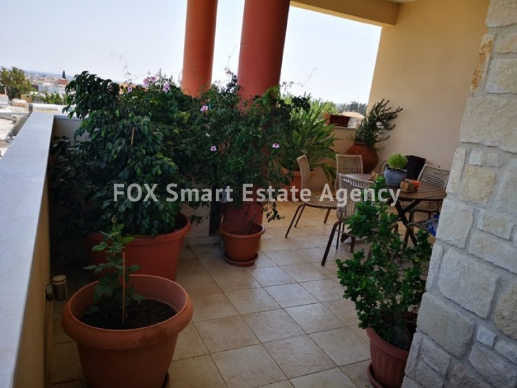 To Rent 4 Bedroom Whole floor Apartment in Agia filaxi, Agia Fylaxis, Limassol 12