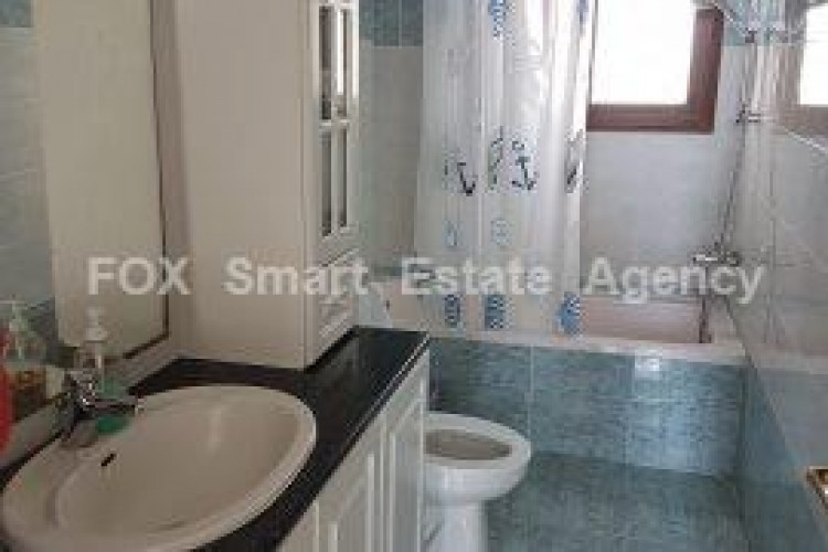To Rent 4 Bedroom Detached House in Geroskipou, Paphos 8