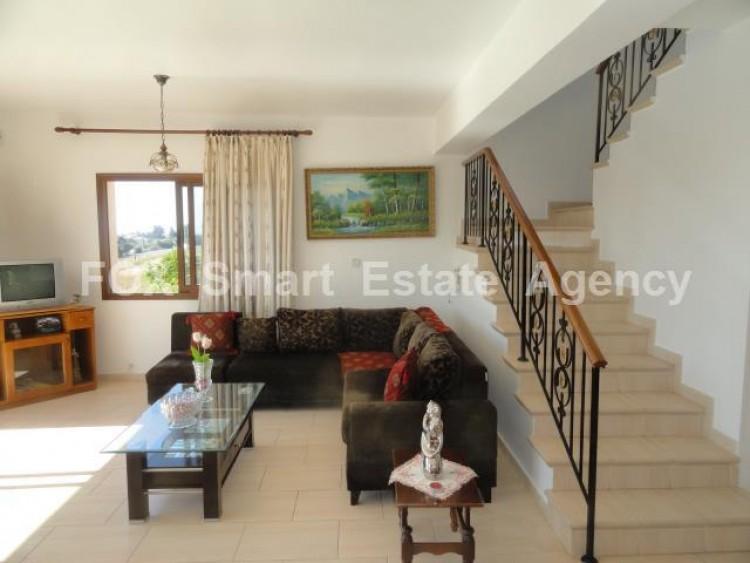 To Rent 4 Bedroom Detached House in Elea, Geroskipou, Paphos 2
