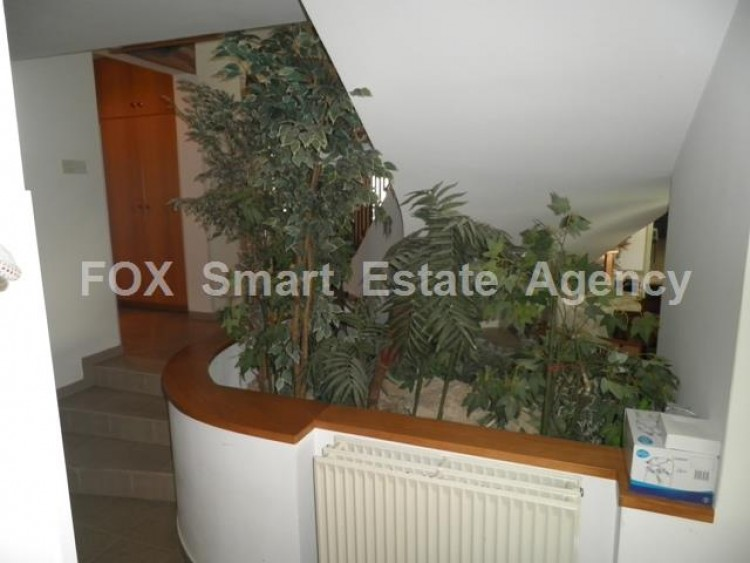To Rent 4 Bedroom Detached House in Strovolos, Nicosia 17