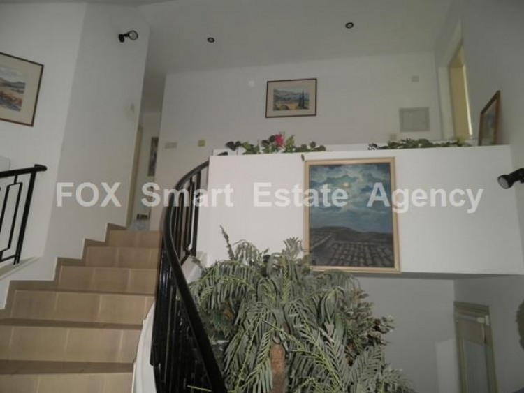 To Rent 4 Bedroom Detached House in Strovolos, Nicosia 18