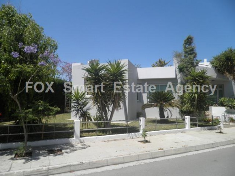 To Rent 4 Bedroom Detached House in Strovolos, Nicosia 2