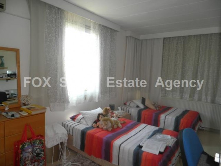 To Rent 4 Bedroom Detached House in Strovolos, Nicosia 21
