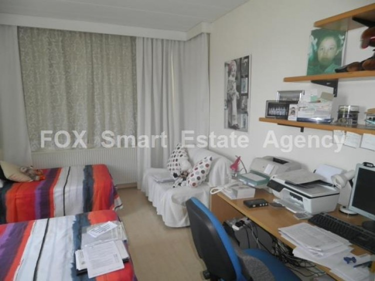 To Rent 4 Bedroom Detached House in Strovolos, Nicosia 22