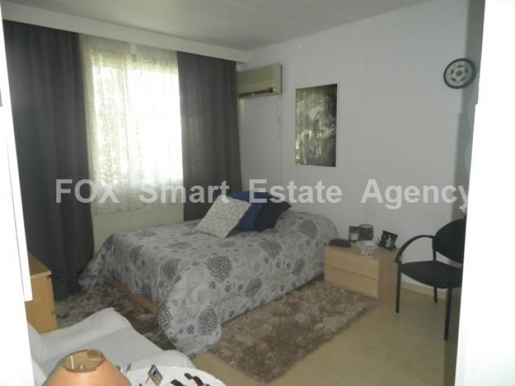 To Rent 4 Bedroom Detached House in Strovolos, Nicosia 23