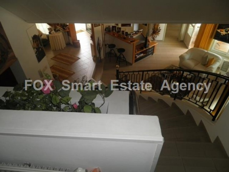 To Rent 4 Bedroom Detached House in Strovolos, Nicosia 27