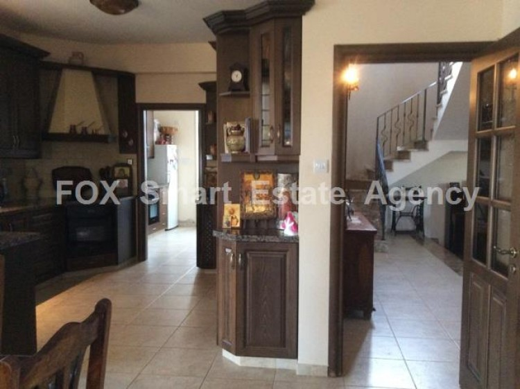 To Rent 4 Bedroom Detached House in Apesia, Limassol 12