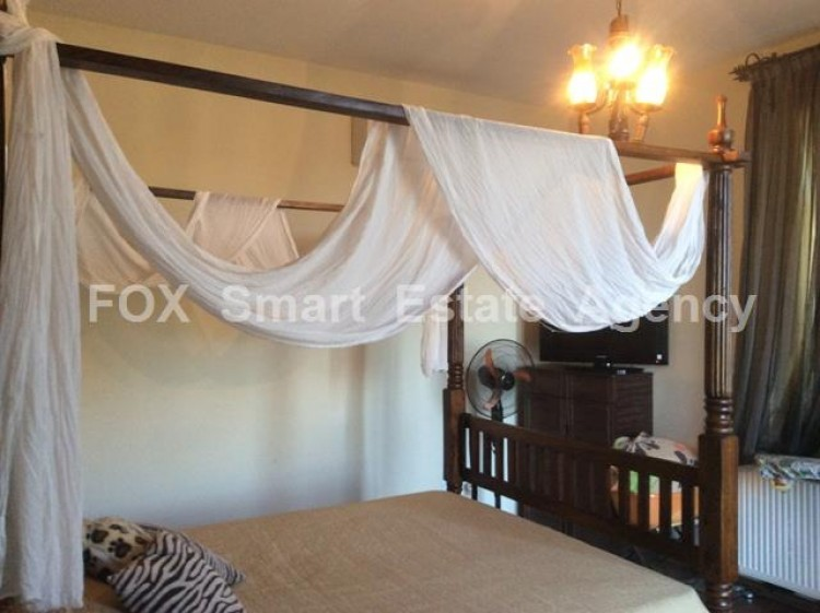 To Rent 4 Bedroom Detached House in Apesia, Limassol 16