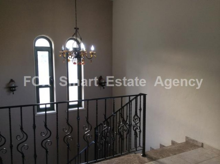 To Rent 4 Bedroom Detached House in Apesia, Limassol 20