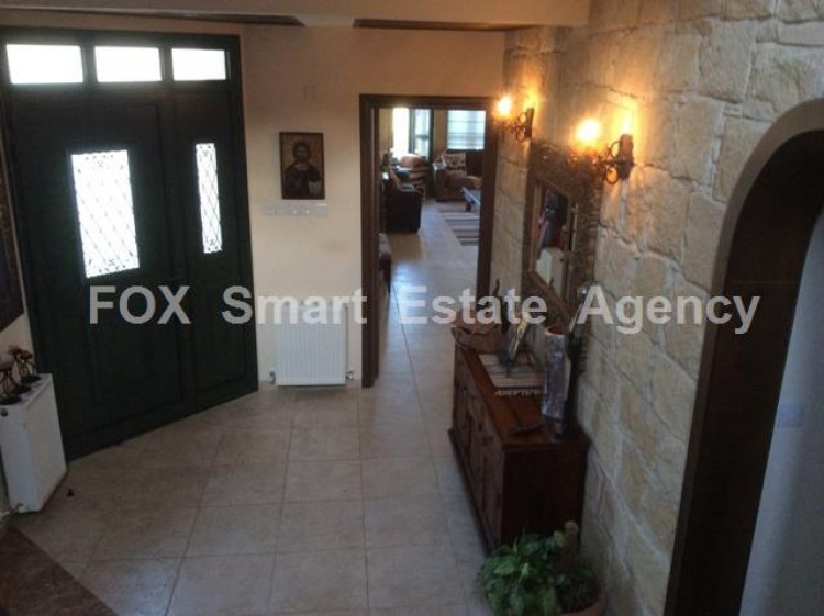 To Rent 4 Bedroom Detached House in Apesia, Limassol 21