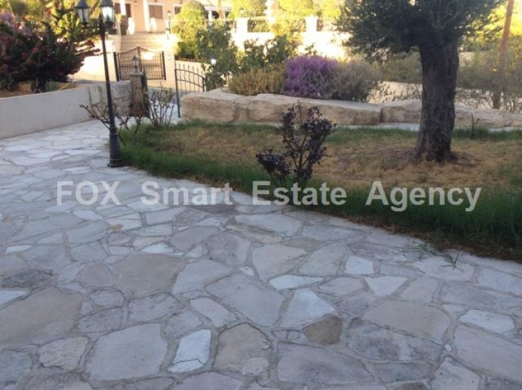 To Rent 4 Bedroom Detached House in Apesia, Limassol 3