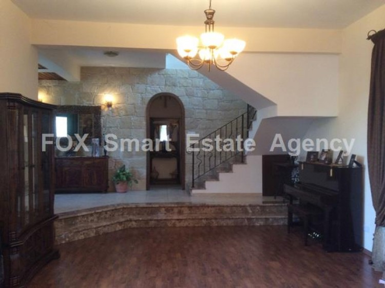 To Rent 4 Bedroom Detached House in Apesia, Limassol 5