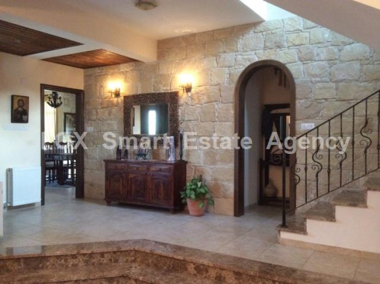 To Rent 4 Bedroom Detached House in Apesia, Limassol 6