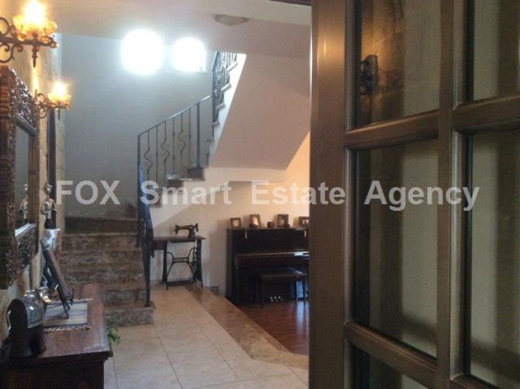 To Rent 4 Bedroom Detached House in Apesia, Limassol 7