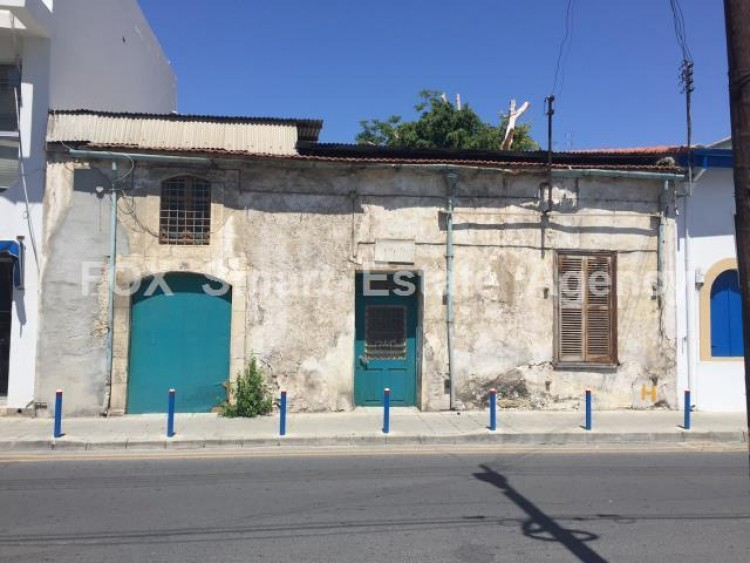 Building in Agia trias, Limassol, Limassol
