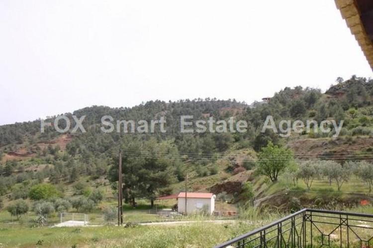 To Rent 5 Bedroom Detached House in Kalo chorio orinis, Kalo Chorio Oreinis, Nicosia 18