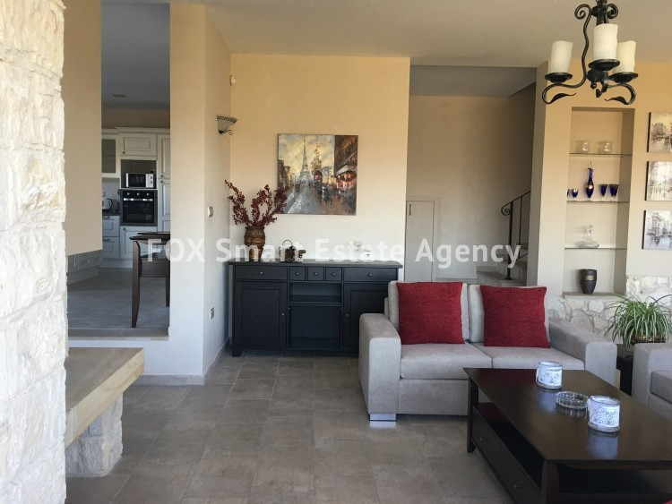To Rent 5 Bedroom Detached House in Pachna, Limassol 6 10