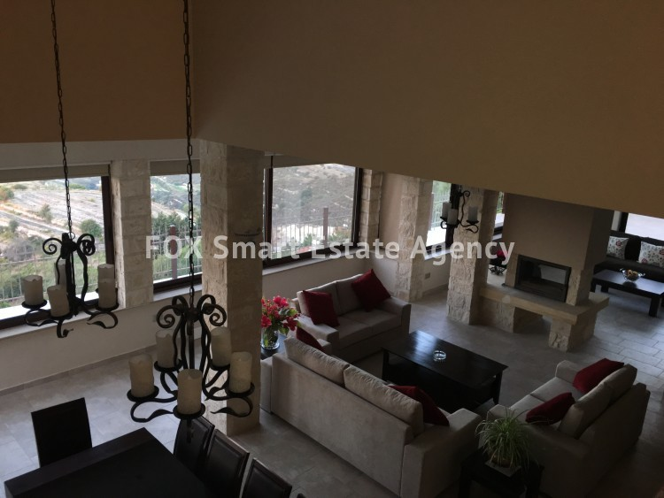 To Rent 5 Bedroom Detached House in Pachna, Limassol 6 28