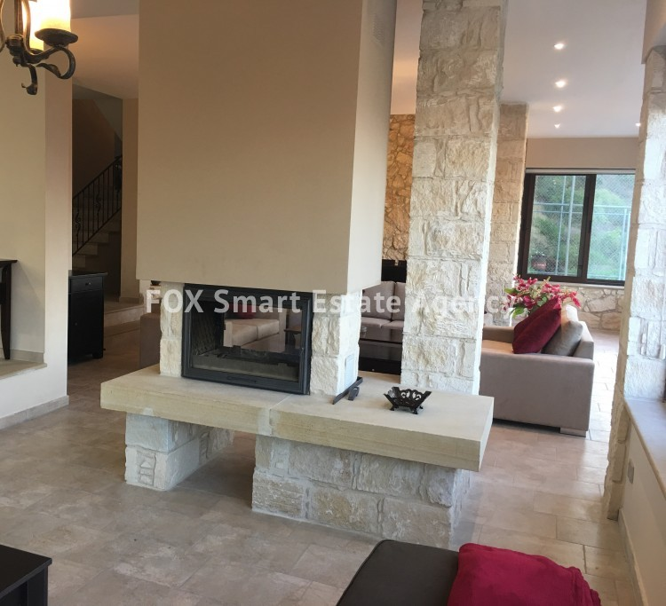 To Rent 5 Bedroom Detached House in Pachna, Limassol 6 16