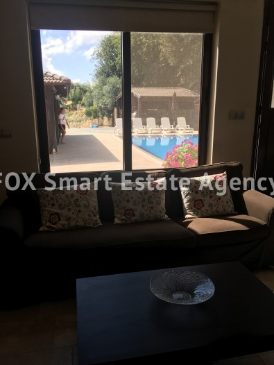To Rent 5 Bedroom Detached House in Pachna, Limassol 6 15