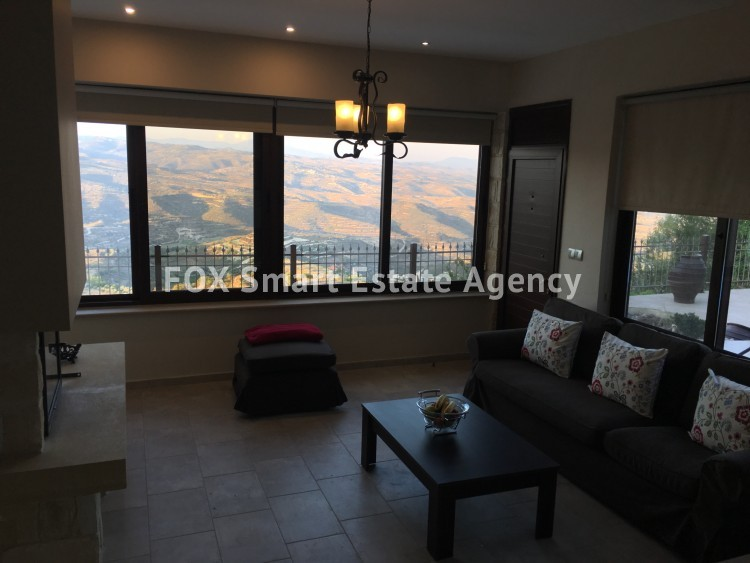 To Rent 5 Bedroom Detached House in Pachna, Limassol 6 21