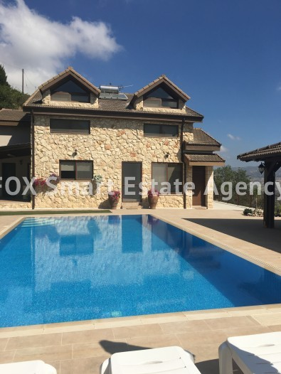 To Rent 5 Bedroom Detached House in Pachna, Limassol 5