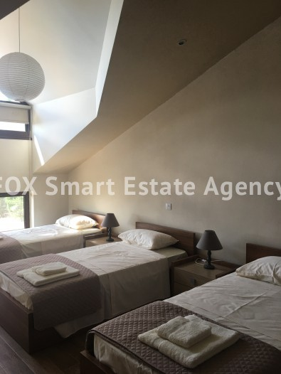 To Rent 5 Bedroom Detached House in Pachna, Limassol 6 20