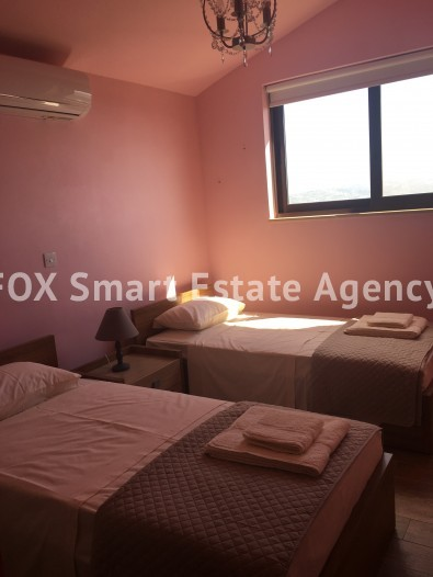 To Rent 5 Bedroom Detached House in Pachna, Limassol 6 29