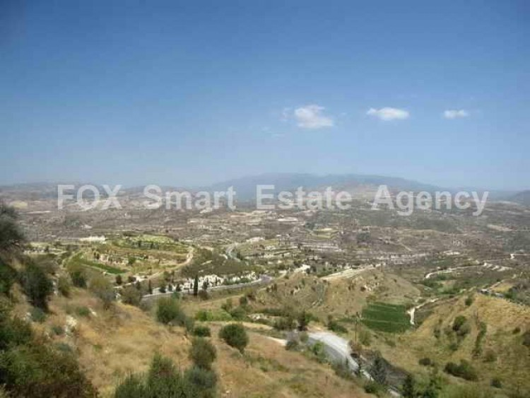 To Rent 5 Bedroom Detached House in Pachna, Limassol 6 32