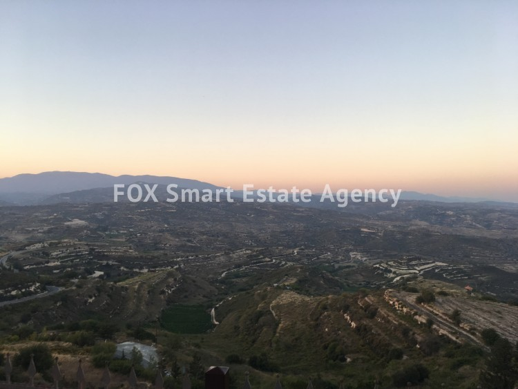 To Rent 5 Bedroom Detached House in Pachna, Limassol 6 30